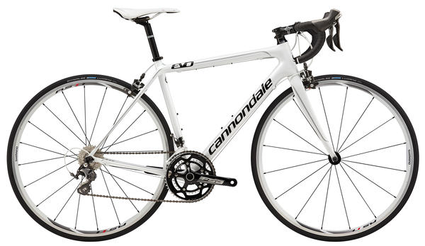 Cannondale SuperSix EVO 5 105 - Women's