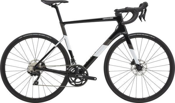 Cannondale SuperSix EVO Carbon Disc 105 Color: Black Pearl