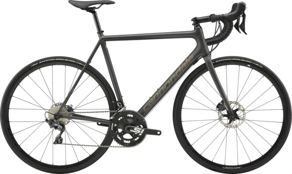 Cannondale SuperSix EVO Carbon Disc Ultegra Color: Glacier w/Midnight and Volt