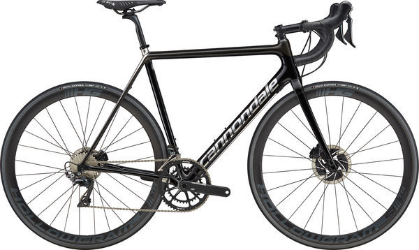 Cannondale SuperSix EVO Hi-MOD Disc Dura-Ace Color: Mirror Chrome