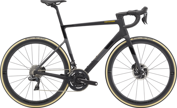 Cannondale SuperSix EVO Hi-MOD Disc Dura-Ace Di2 Color: Black