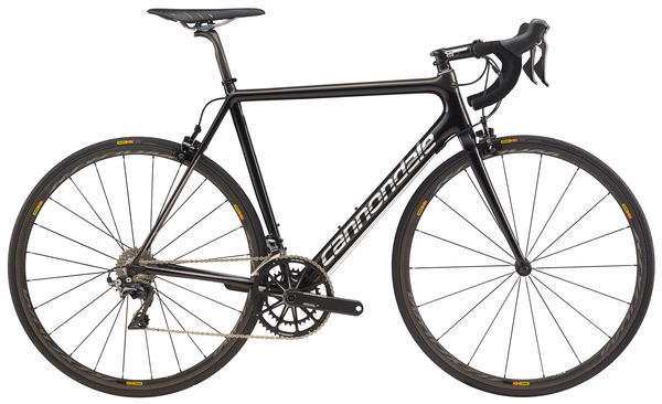 Cannondale SuperSix EVO Hi-MOD Dura-Ace 1 Color: Black