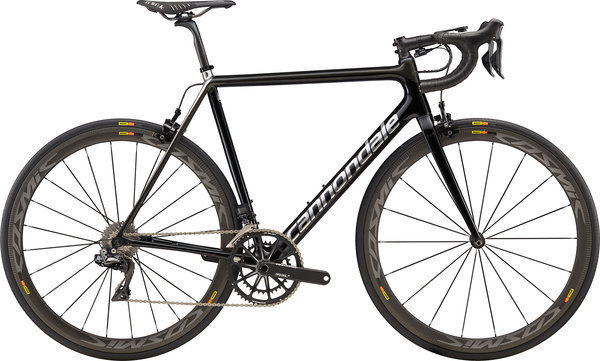 Cannondale SuperSix EVO Hi-MOD Dura-Ace Di2 (g1) Color: Mirror Chrome