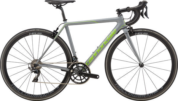 Cannondale SuperSix EVO Hi-MOD Women's Dura-Ace Color: Team Replica w/Berserker Green