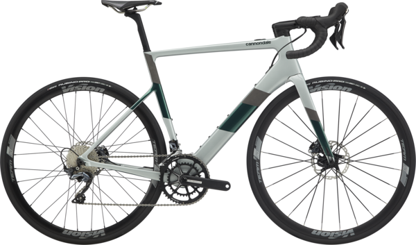Cannondale SuperSix EVO Neo 2 Color: Sage Gray