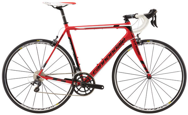 Cannondale SuperSix EVO Ultegra 3