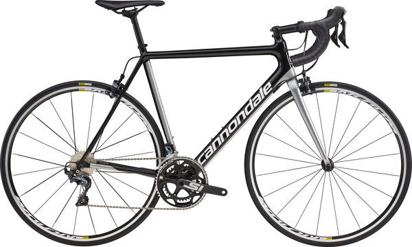 Cannondale SuperSix EVO Ultegra Color: Black