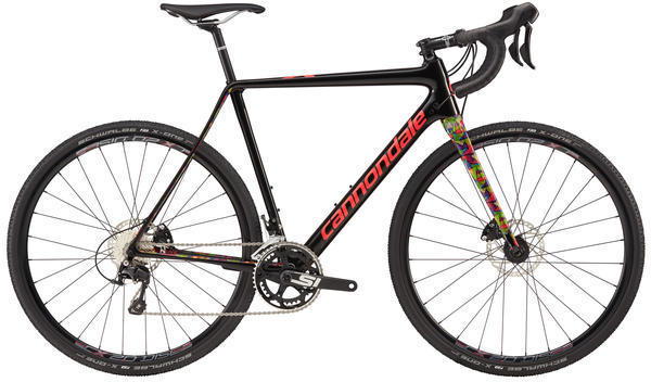 Cannondale SuperX 105 Color: Black/WOW