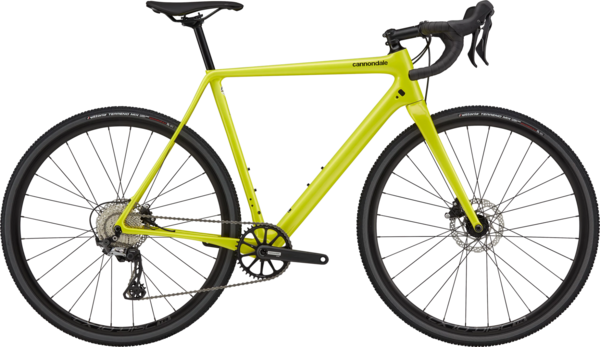 Cannondale SuperX 2 Color: Highlighter