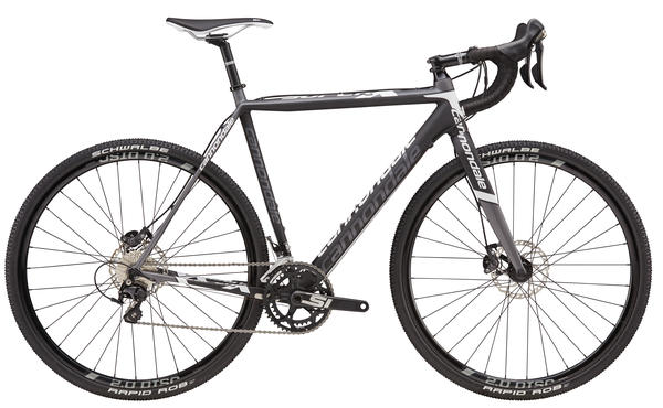 Cannondale SuperX 105 Color: Charcoal Gray/Jet Black/Magnesium White