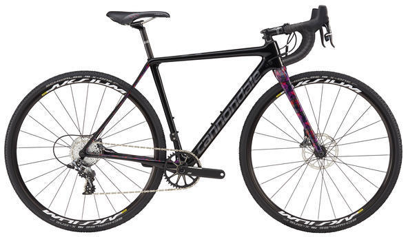 Cannondale SuperX Women's Force Color: Jet Black/Anthracite/WOW