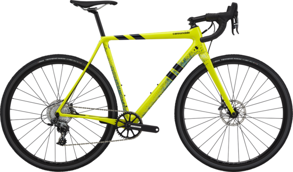Cannondale SuperX Force 1 Color: Nuclear Yellow