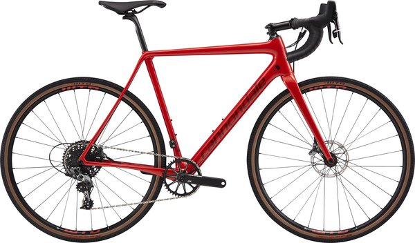 Cannondale SuperX Force 1 SE Color: Lava