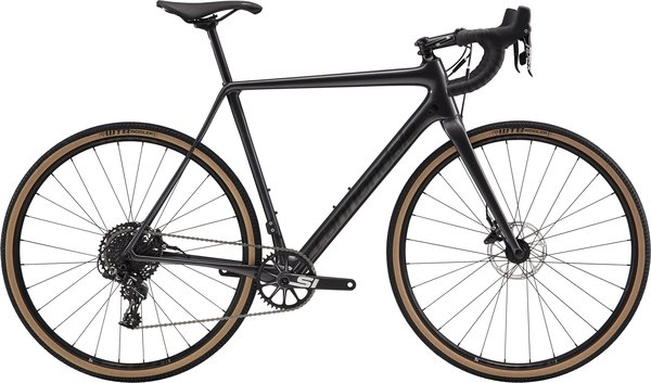 Cannondale SuperX SE Apex 1 Color: Graphite - Gloss