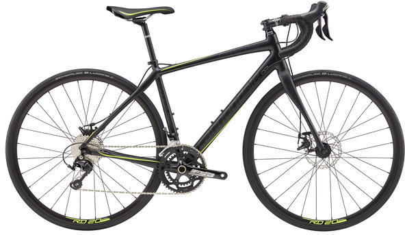 Cannondale Synapse Women's Disc 105 Color: Matte Black