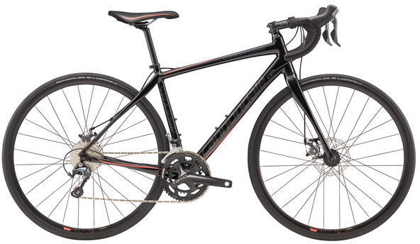 Cannondale Synapse Women's Disc Tiagra Color: Black