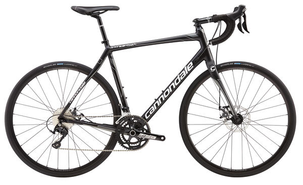 Cannondale Synapse Disc 105 5 Color: Jet Black/Charcoal Gray