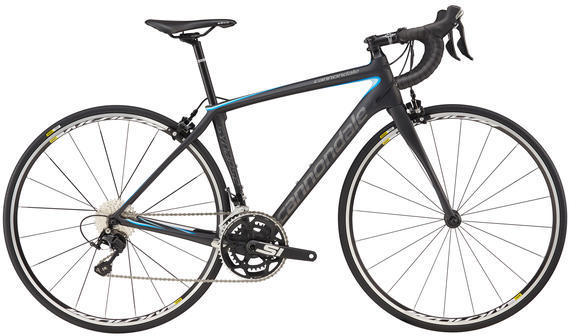 Cannondale Synapse Carbon Women's 105 Color: Nearly Black