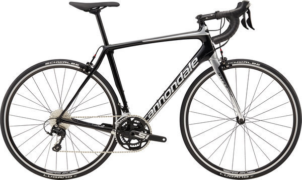 Cannondale Synapse Carbon 105 Color: Silver