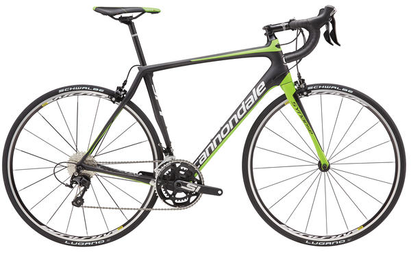 Cannondale Synapse Carbon 105 Color: Carbon w/ Nearly Black