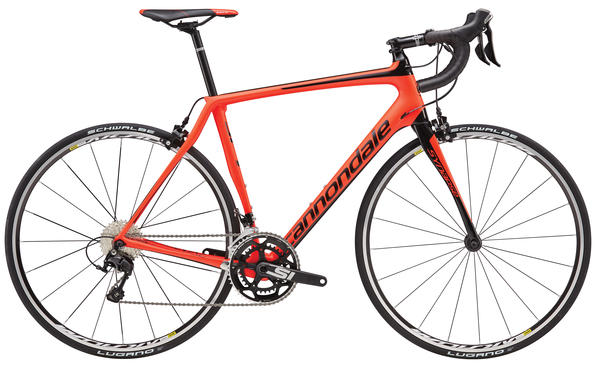 Cannondale Synapse Carbon 105 Color: Red