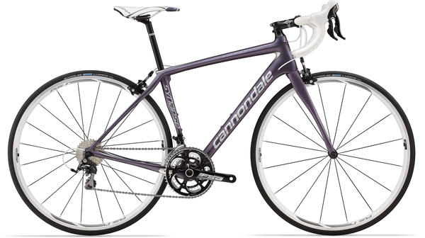 Cannondale Synapse Carbon 5 105 - Women's Color: Purple