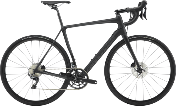 Cannondale Synapse Carbon Disc Dura-Ace Color: Black Pearl w/Graphite