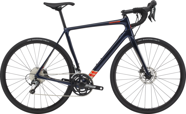 Cannondale Synapse Carbon Disc Tiagra Color: Midnight
