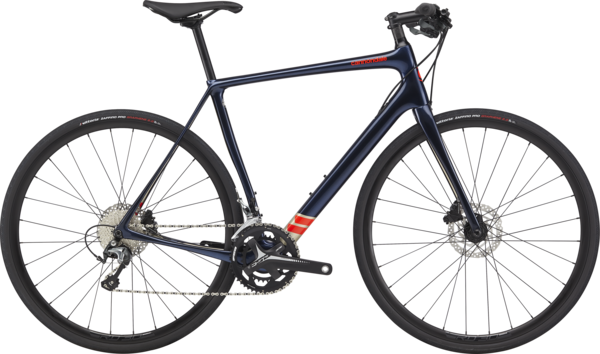 Cannondale Synapse Carbon Disc Tiagra Flatbar Color: Midnight