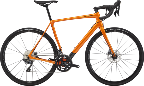 Cannondale Synapse Carbon Disc Ultegra Color: Crush