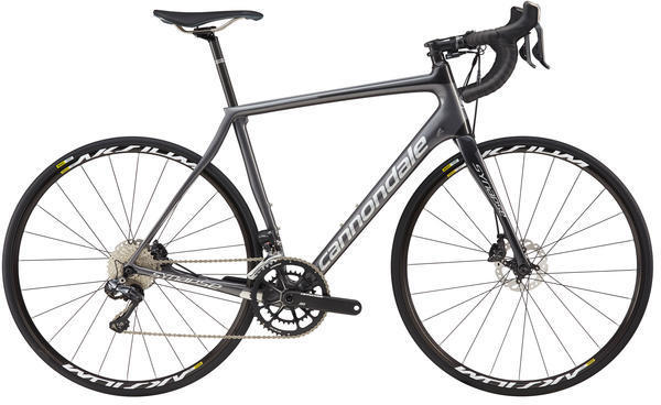 Cannondale Synapse Carbon Disc Ultegra Di2 Color: Charcoal Grey