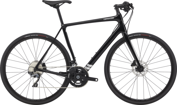Cannondale Synapse Carbon Disc Ultegra Flatbar Color: Black