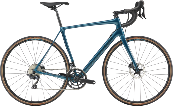 Cannondale Synapse Carbon Disc Ultegra SE Color: Deep Teal