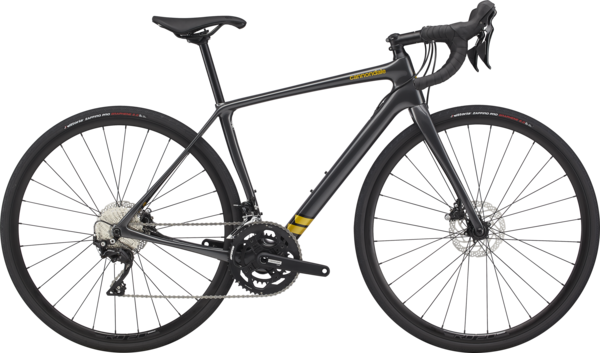 Cannondale Synapse Carbon Disc Women's 105 Color: Graphite