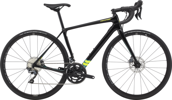 Cannondale Synapse Carbon Disc Women's Ultegra Color: Black