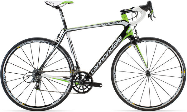 Cannondale Synapse Carbon Hi-MOD 2 SRAM Red