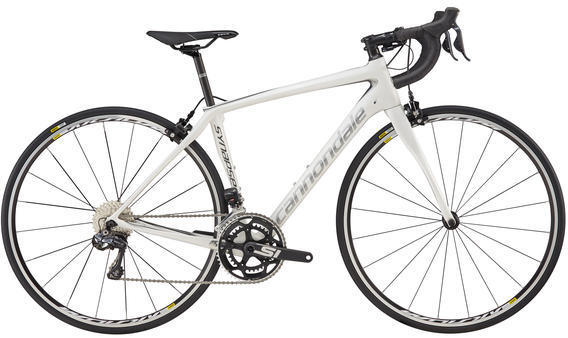 Cannondale Synapse Carbon Women's Ultegra Di2 Color: Cashmere