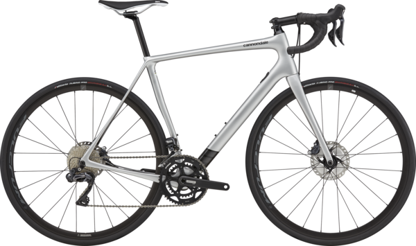 Cannondale Synapse Carbon Ultegra Di2 Color: Mercury