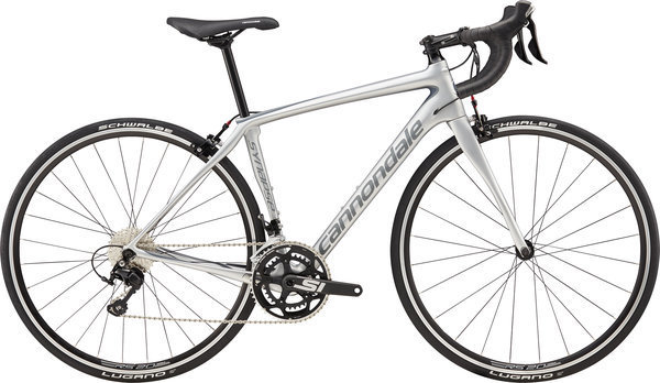 Cannondale Synapse Carbon Women's 105 Color: Silver