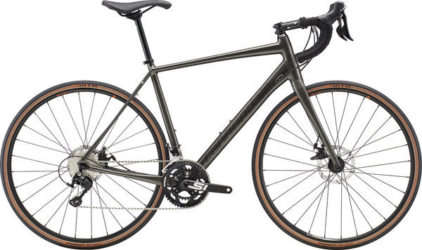 Cannondale Synapse Disc 105 SE Color: Anthracite