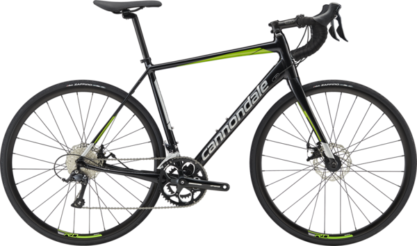 Cannondale Synapse Disc Sora Color: Acid Green