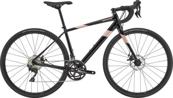 Cannondale Synapse Disc Women's 105 Color: Black