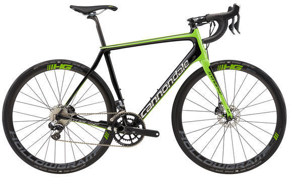 Cannondale Synapse Hi-MOD Team Color: Jet Black/ Berserker Green