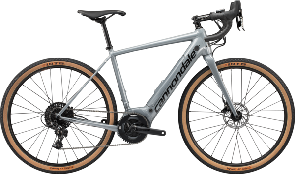 Cannondale Synapse Neo SE Color: Stealth Gray