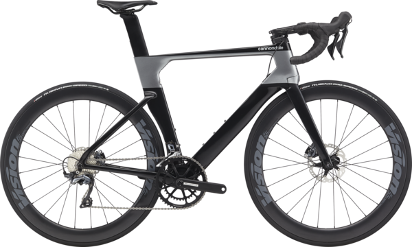 Cannondale SystemSix Carbon Ultegra Color: Black Pearl