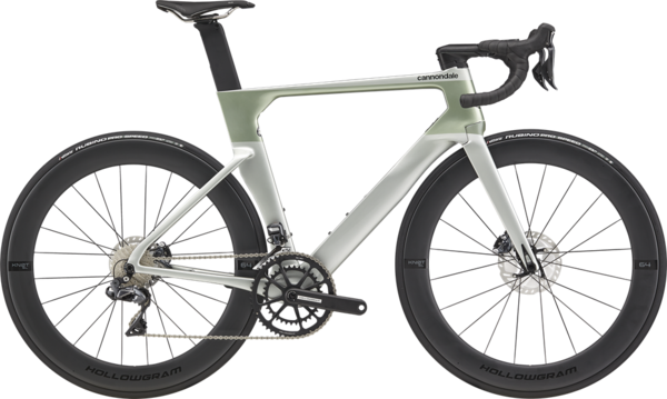Cannondale SystemSix Carbon Ultegra Di2 Color: Sage Gray