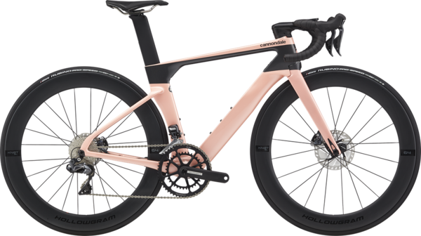Cannondale SystemSix Carbon Women's Ultegra Di2 Color: Sherpa