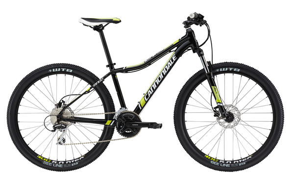 Cannondale Tango 27.5 6 - Women's Color: Jet Black w/Freshco