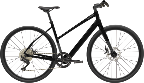 Cannondale Tesoro Neo SL EQ Remixte Color: Black Pearl