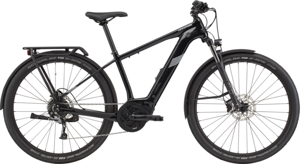 Cannondale Tesoro Neo X 3 Color: Graphite